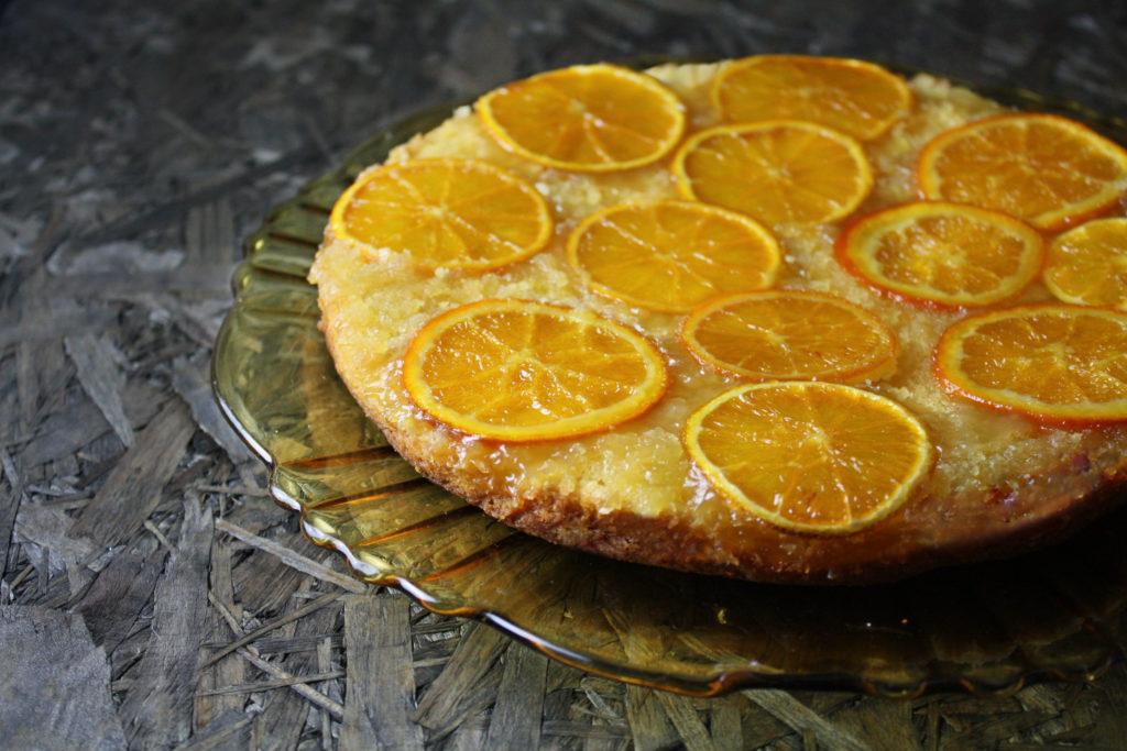 Ein Sommertraum Aromatischer Orangenkuchen Toastenstein Com