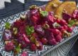 Rote Bete-Salat mit Apfel und Walnüssen