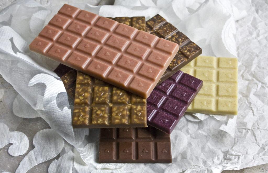 Süße Tafeln – Selbstgemachte vegane Schokolade