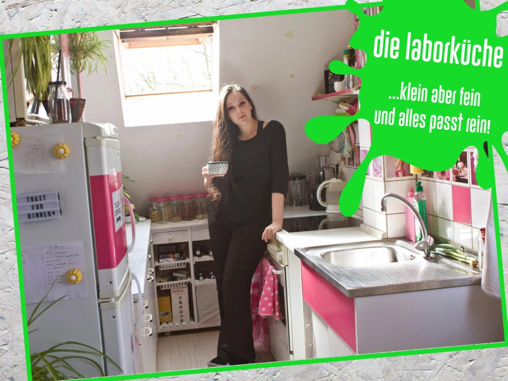 ausgepackt behind the scenes: Braucht man als Food Blogger eine große Küche: Die Laborküche... klein, aber fein, und alles passt rein!