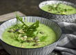 Rucola-Kresse-Suppe