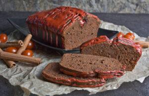 Total irre – Ketchup-Kuchen mit Ingwer und Orange