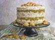 Buttermilch-Zitronen-Torte - Geburtstagstorte Toastenstein
