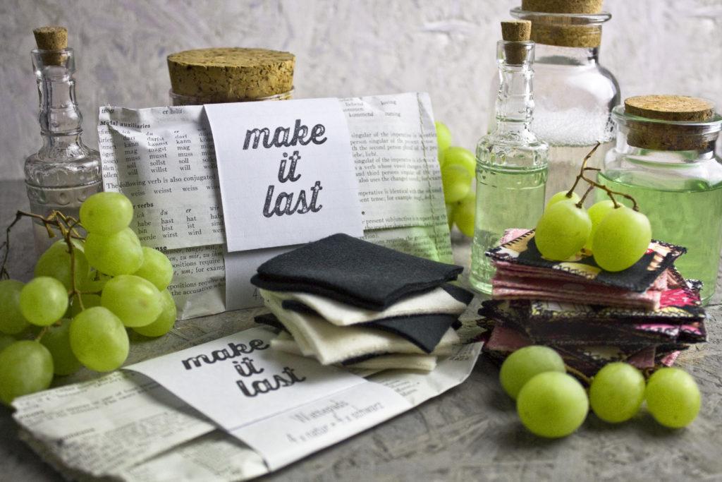 Zero-Waste - Nachhaltigkeit im Badezimmer - Nachhaltige Baumwollpads von Lasting Things statt Wattepads | Toastenstein