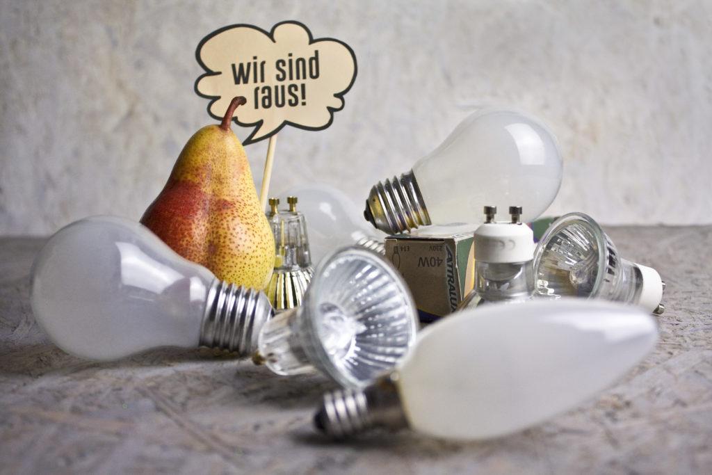 Zero Waste - Nachhaltige LED-Lampen statt Glühbirnen - Nachhaltigkeit im Schlafzimmer | Toastenstein