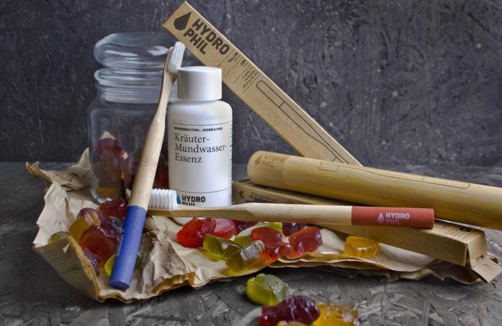 Zero Waste - Zahnpflege von Hydrophil - Nachhaltigkeit im Schlafzimmer | Toastenstein