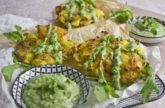 Rustikale Quetschkartoffeln mit grüner Sauce
