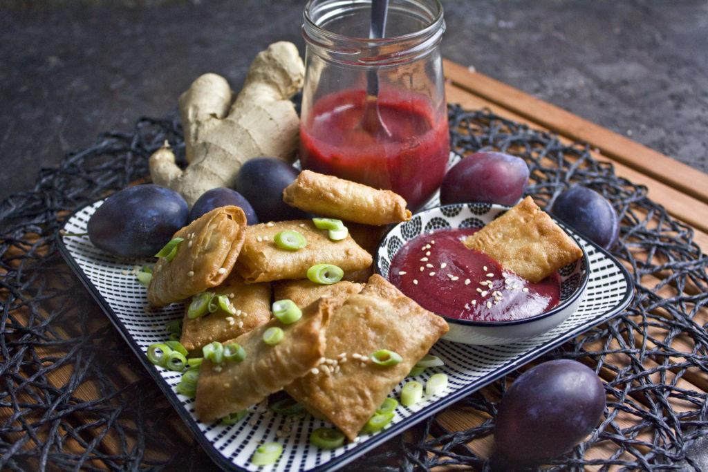 Asiatische Pflaumen-Sauce | Toastenstein