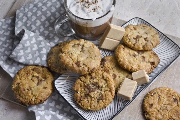 Extra knusprige Hafer-Helden-Kekse