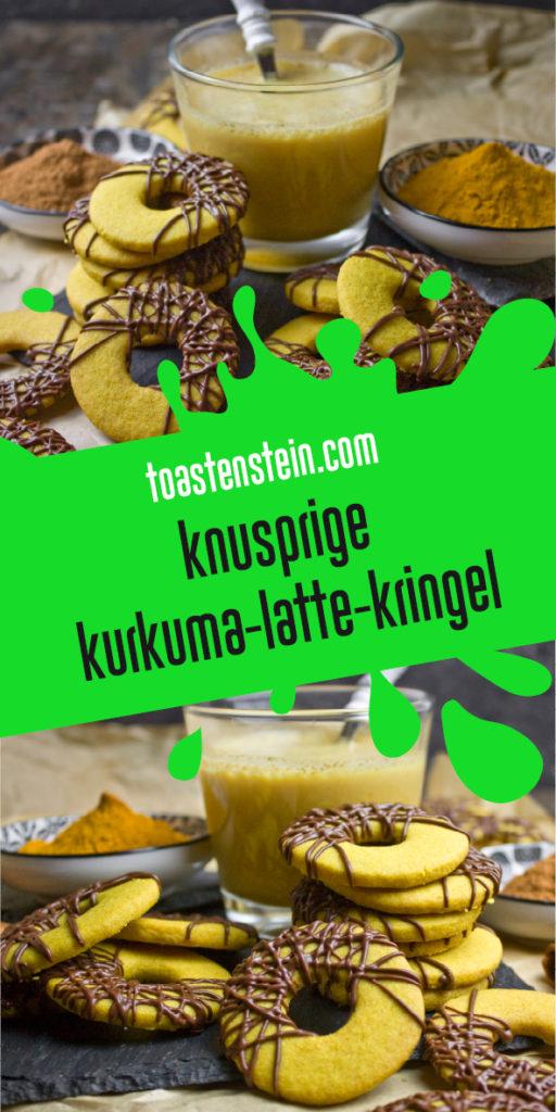 Kurkuma-Latte-Kringel #kekskatastrophe | Toastenstein