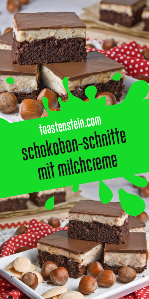 Extraschokoladige Schokobon-Schnitten | Toastenstein