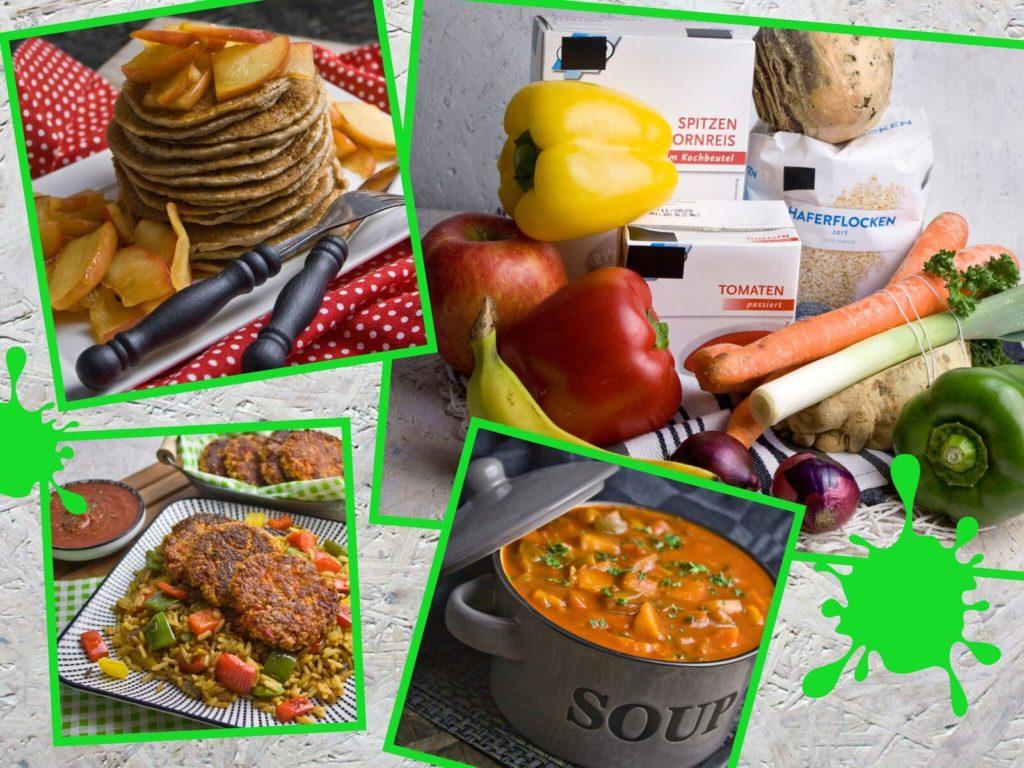 5 Euro für 3 Mahlzeiten - Die Challenge - Toastenstein - Edens Version