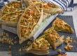 Kichererbsen-Schiffchen mit Paprika
