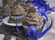 Einfache Oreo-Cupcakes – Cookies'n'Cream