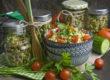 Würziges Taboulé mit Kichererbsen