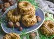 Kleine Karotten-Nuss-Gugel – Grüße vom Osterhasen!