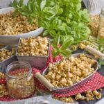 Asia-Bolognese mit Süßkartoffeln und Tofu