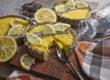Spritzig-frische Zitronen-Mohn-Tartes | Toastenstein