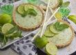 Mini-Mojito-Tartes – Erfrischend Sommerlich! | Toastenstein
