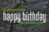 Monsterparty - wir feiern den zweiten Geburtstag von Toastenstein!
