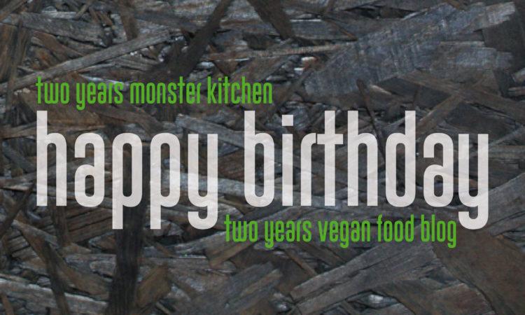 Wir feiern unseren zweiten Bloggeburtstag mit Kuchen und Geschenken uvm. | Toastenstein