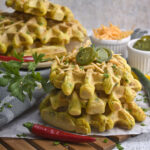 Chili-Cheese-Waffeln – Waffle-Wednesday! | Toastenstein