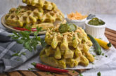 Chili-Cheese-Waffeln – Waffle-Wednesday!