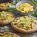 Apfel-Rotkohl-Muffins mit Haselnüssen [Frankenfoods]