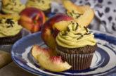 Blumenkohl-Nektarinen-Cupcakes [Frankenfoods]