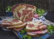 Frisches Fleckenbrot mit Roter Bete   Toastenstein