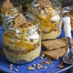 Kürbis-Pekan-Dessert – Herbstlicher Nachtisch! | Toastenstein