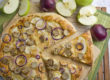 Apfel-Bratwurst-Pizza [Frankenfood]   Toastenstein