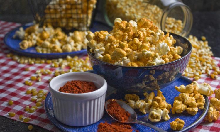 Snack Time! – Scharfes BBQ-Popcorn | Toastenstein