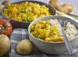 Geschmortes Weißkohl-Curry mit Kartoffeln | Toastenstein