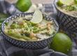 Erdnuss-Ramen-One Pot mit Brokkoli und Bohnen | Toastenstein