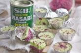Zartes Himbeer-Wasabi-Eiskonfekt [Frankenfoods]
