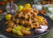 Tomaten-Knoblauch-Waffeln – Für echte Knobi Fans! | Toastenstein