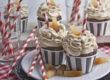 Vegane Cola-Cupcakes - Happy Birthday! | Toastenstein