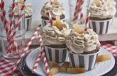 Vegane Cola-Cupcakes - Happy Birthday!