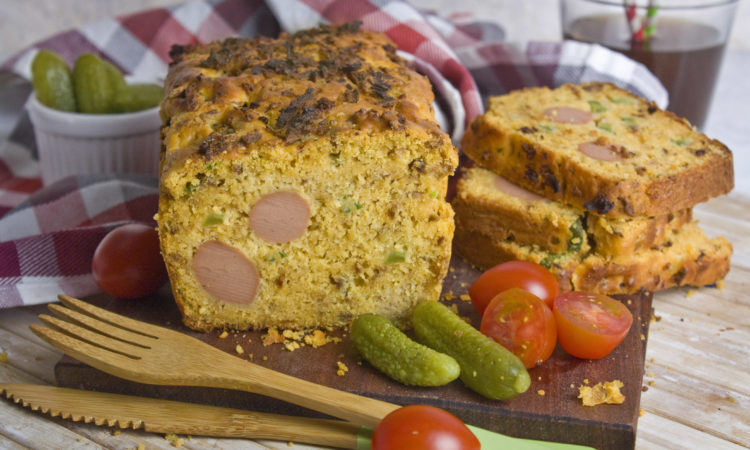 Partytauglicher Hot-Dog-Kuchen [Frankenfood] | Toastenstein
