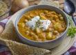 Sauerkraut-Hummus-Suppe mit Kichererbsen | Toastenstein