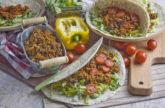 Quinoa-Bohnen-Tacos - schnell und einfach!