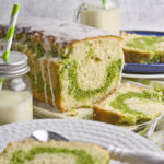 Zitronen-Matcha-Kuchen – Tea Time! | Toastenstein
