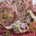 Pekannuss-Cranberry-Muffins | Toastenstein