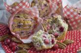 Saftige Pekannuss-Cranberry-Muffins