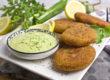 Kohlrabi-Schnitzel mit Kräuter-Aioli | Toastenstein