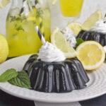 Black Lemonade Pudding [Frankenfood] | Toastenstein