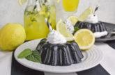 Black Lemonade Pudding [Frankenfood]