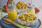 Scharfer Sellerie-Mais-Salat - Für die Grillsaison