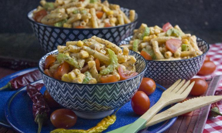 Texas-Maccaroni-Salat – Grillen & Chillen | Toastenstein
